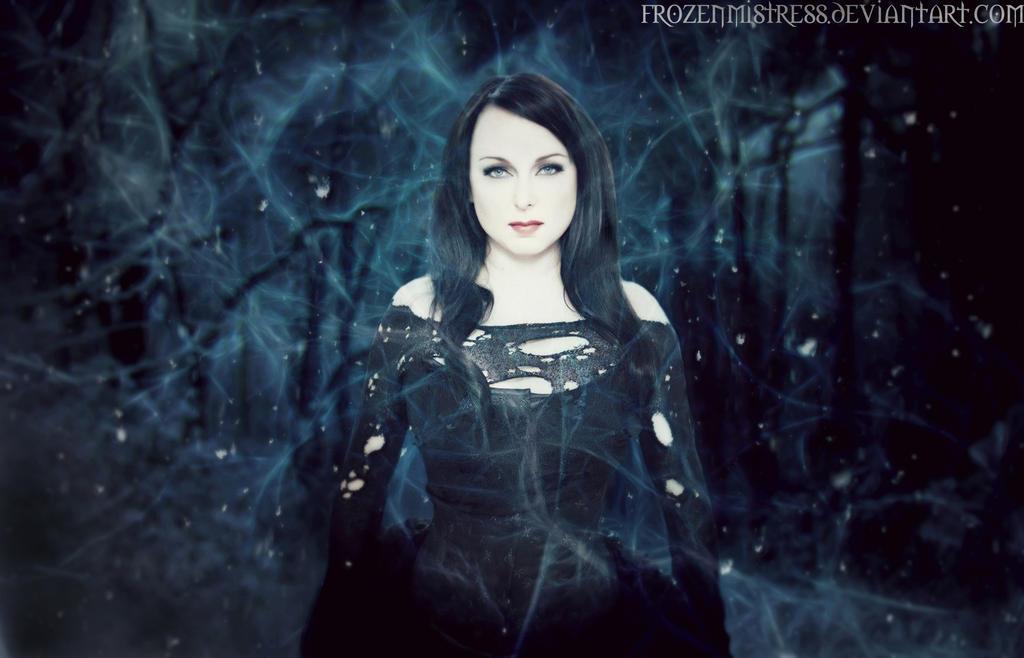 Dark Sarah by frozenmistress