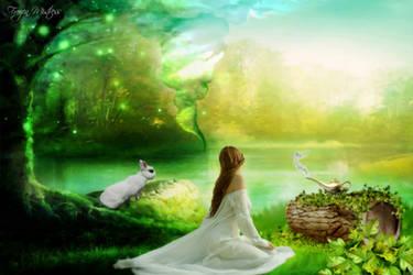 The Return To Wonderland by frozenmistress
