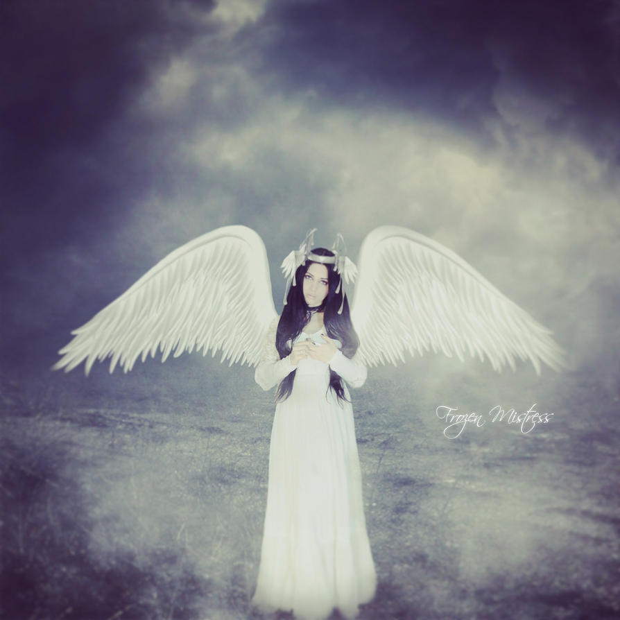Guardian Angel by frozenmistress