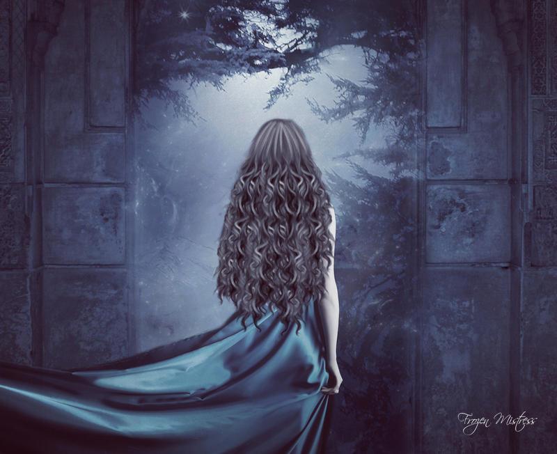 Enter My Dream by frozenmistress