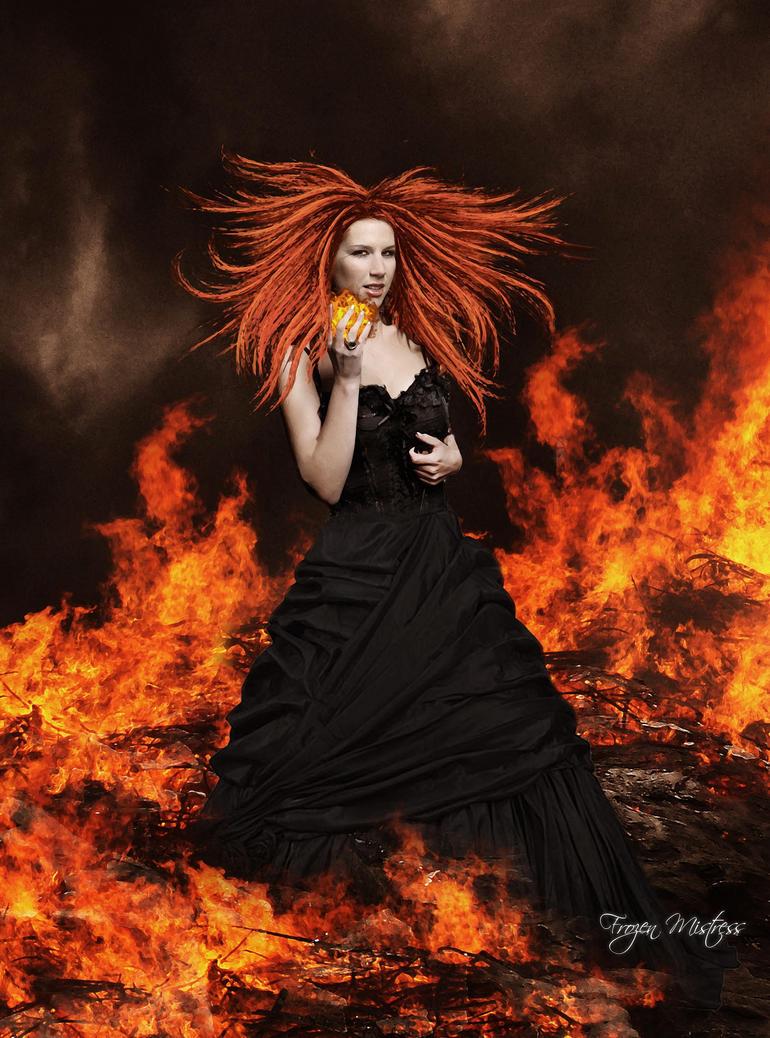 Firestorm by frozenmistress