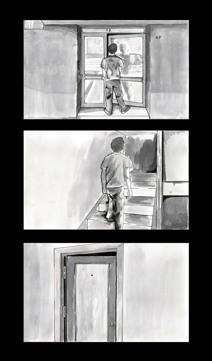 Tira2 clase dibujo vigo by Bozakchidori