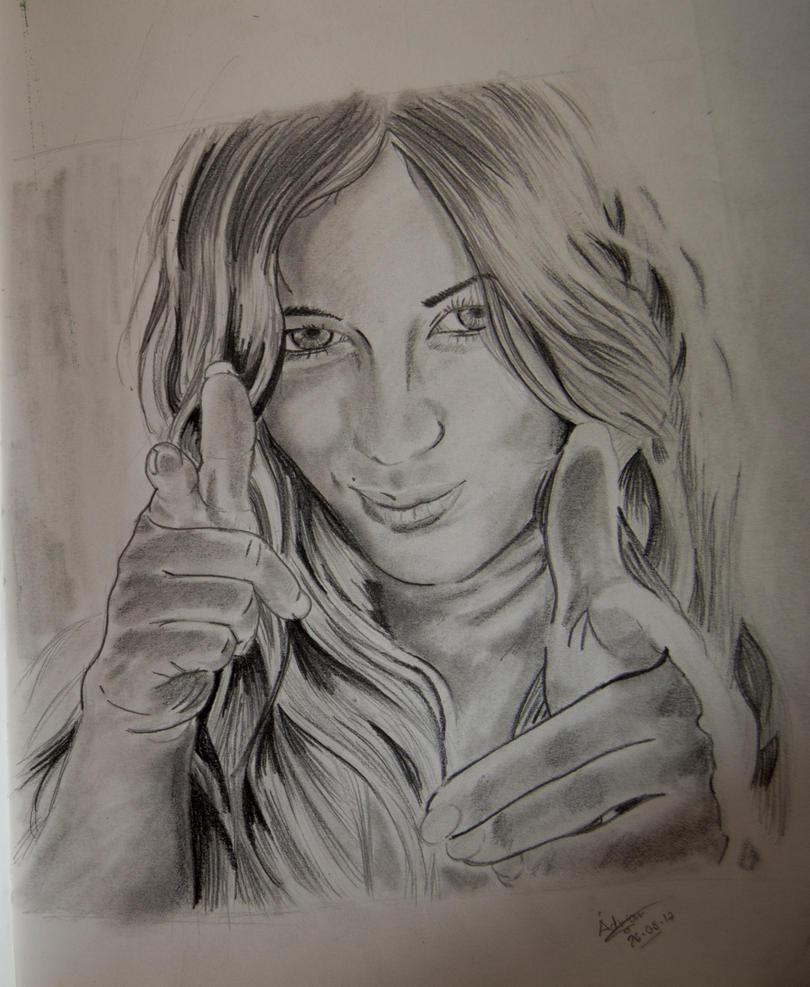 Portrait by Bozakchidori