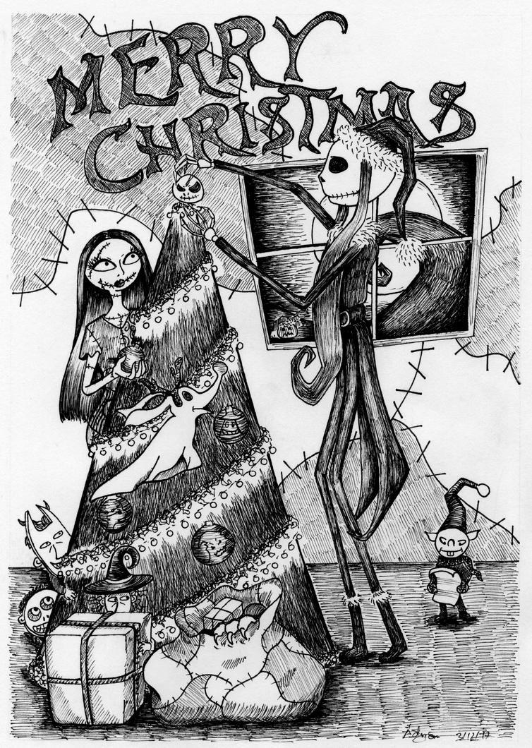 MERRY CHRISTMAS by Bozakchidori