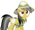 Daring Do is a pony