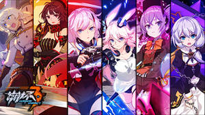 Honkai Impact 3