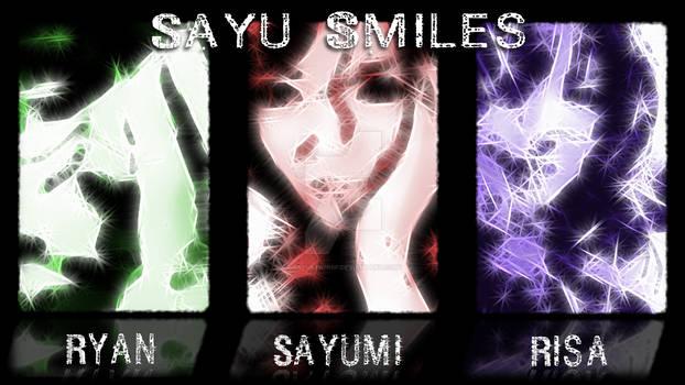 Sayu Smiles Full Wallpaper FULL HD Shine