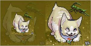 cub portrait by do-po