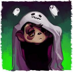 Ghost Tatia by do-po