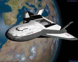 ShuttleLiner Galileo by BenMargolis