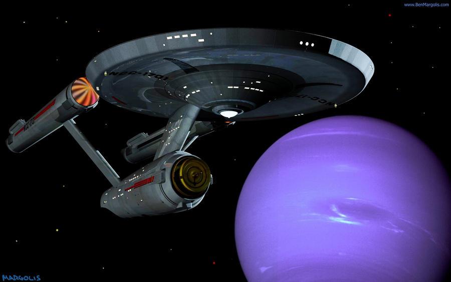 Enterprise by BenMargolis