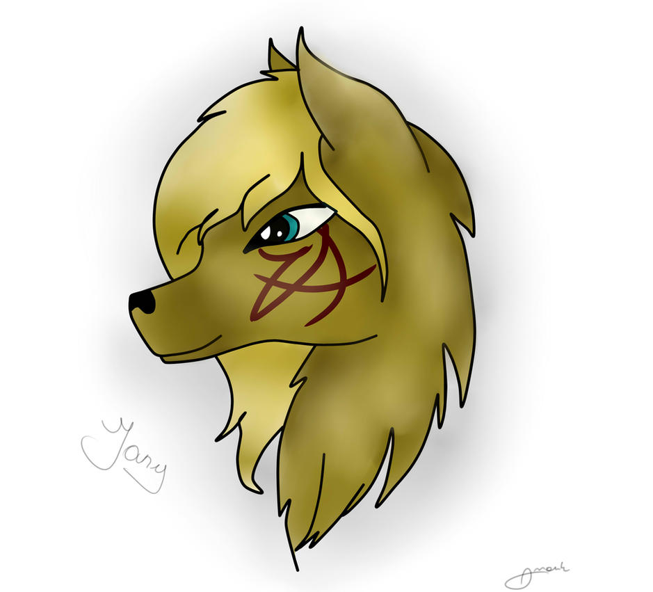Jany by depressionisnotfunny