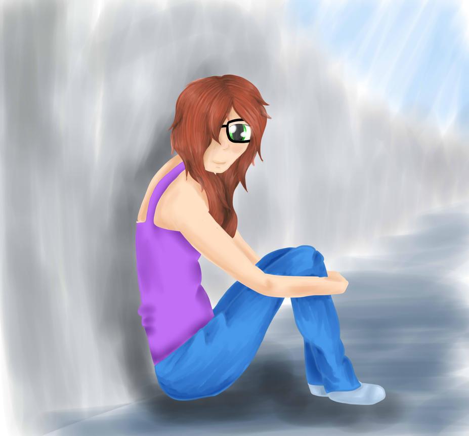 Chrissysama by depressionisnotfunny