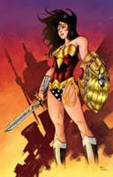 Warrior Princess by Lazaer