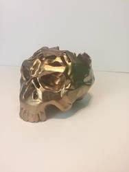 Sea of thieves skull by ll-FOXDIE-ll