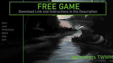 FREE TWWM Wanderer Game!