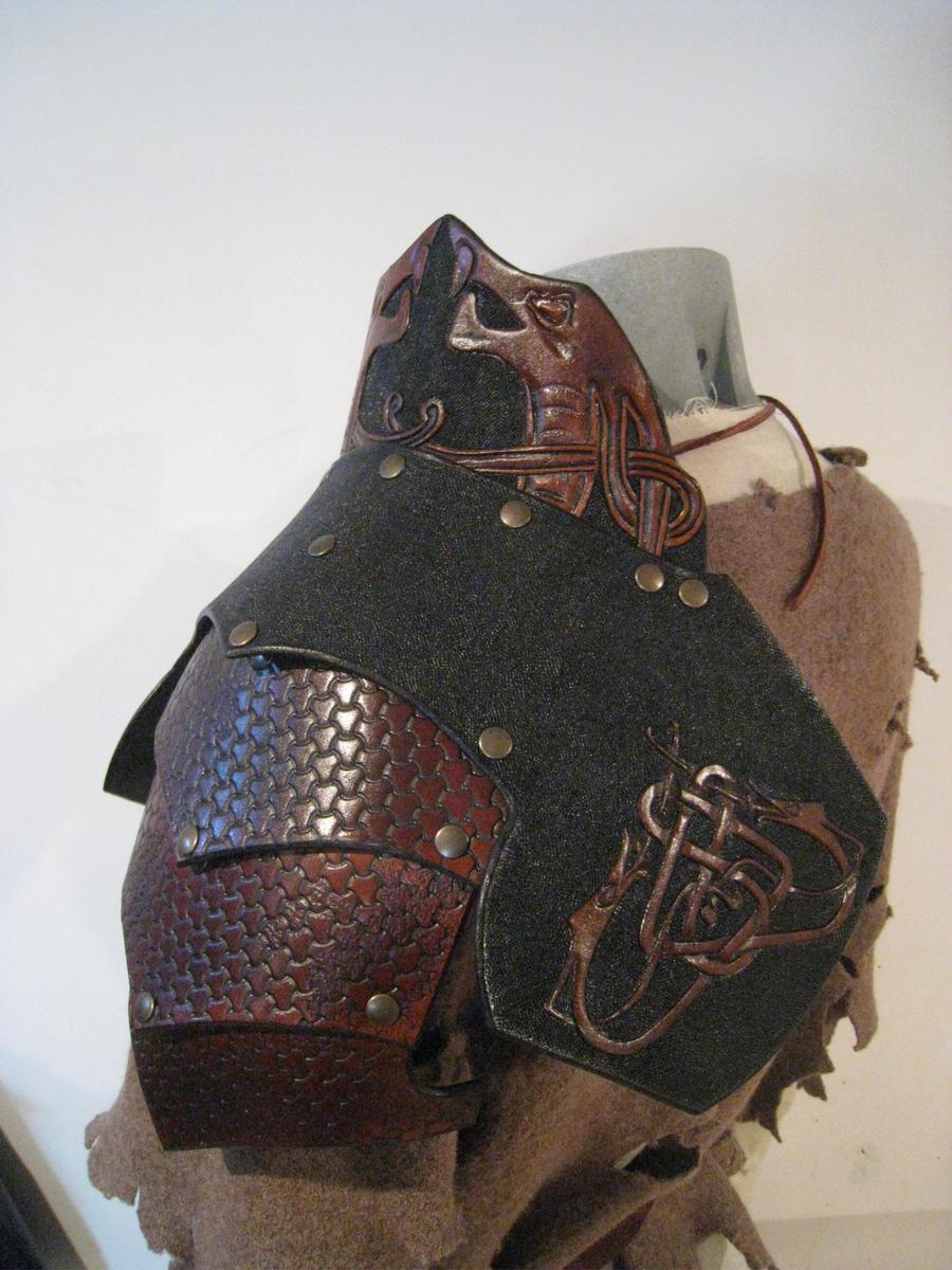 Leather work 58 by HamraBDG