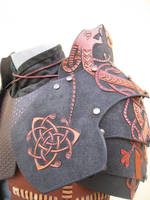 Leather work 67 detail 2 by HamraBDG