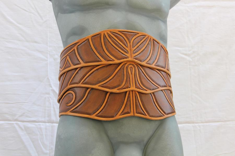 Leather work 118 - 3 by HamraBDG