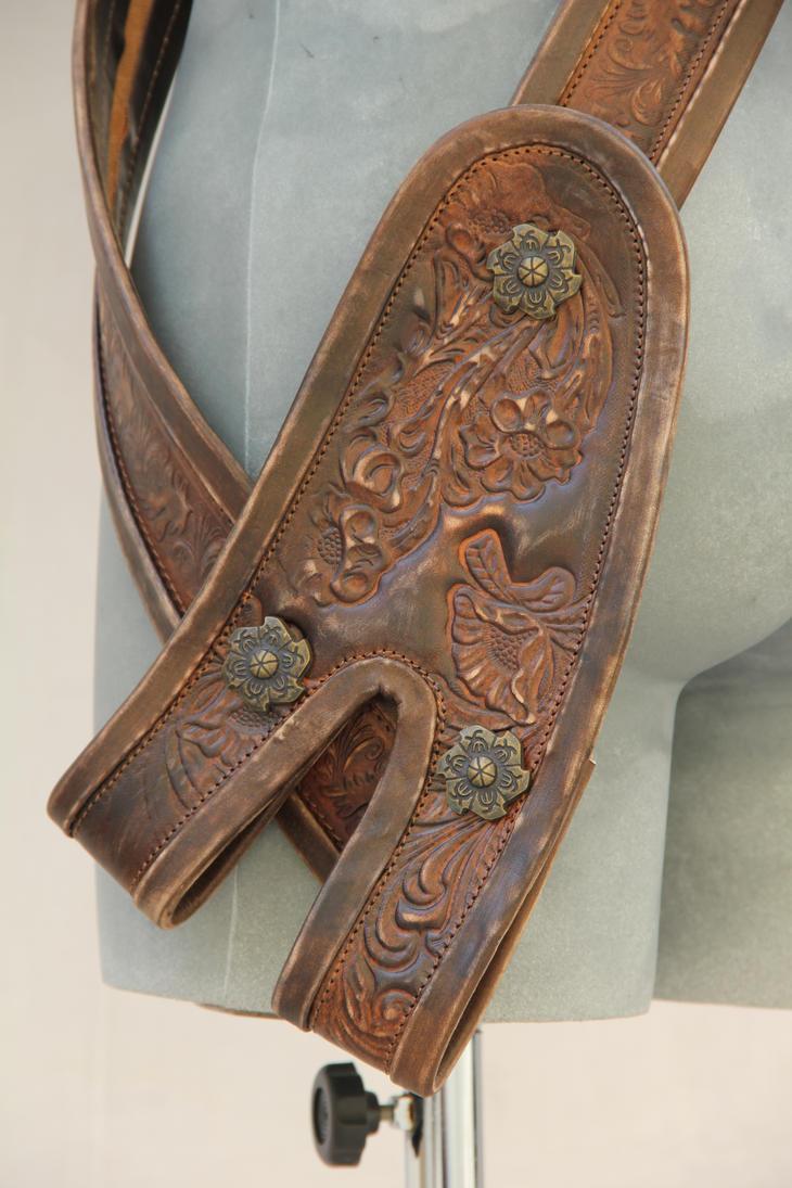 Leather work 122 - 3 by HamraBDG
