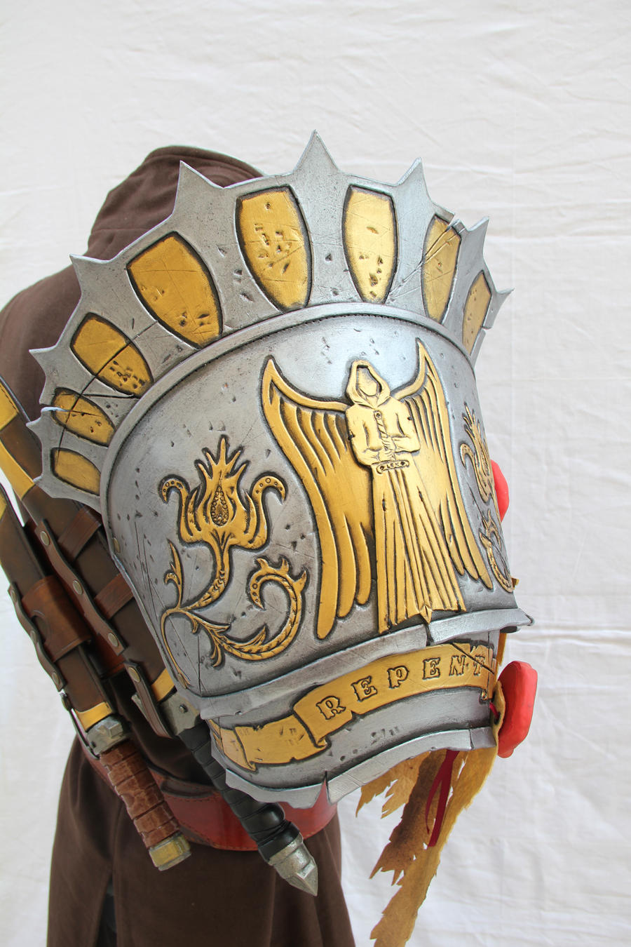 Witchunter warhammer armor set 4 by HamraBDG