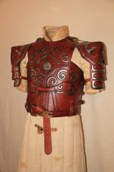 Eomer - Lord of ther Rings - body armor front