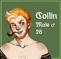 Coilin Humanized Ref by GreaserDemon