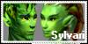 Sylvari Stamp by GreaserDemon