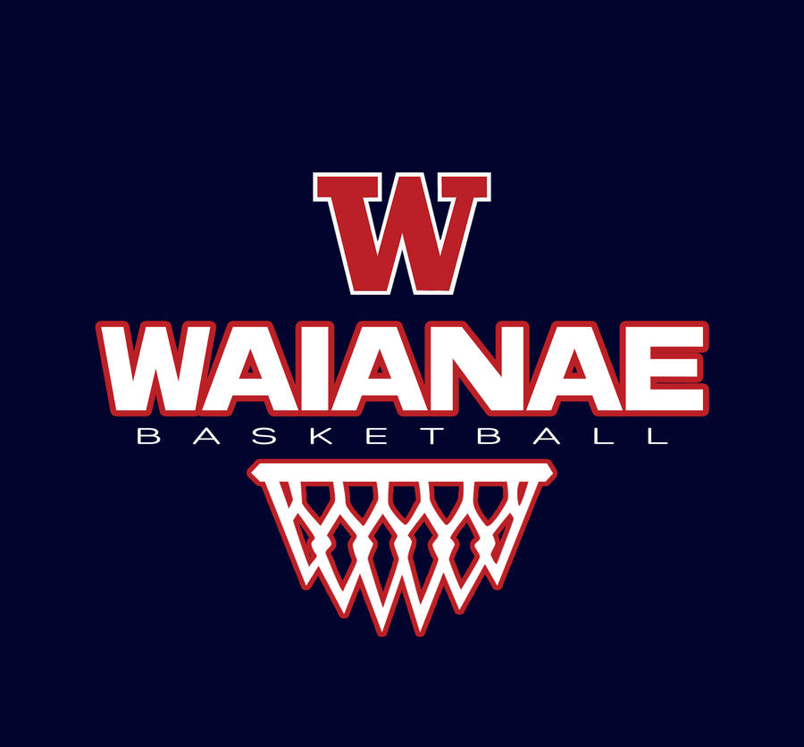 waianae basketball tshirt design by kds3 - Basketball T Shirt Design Ideas
