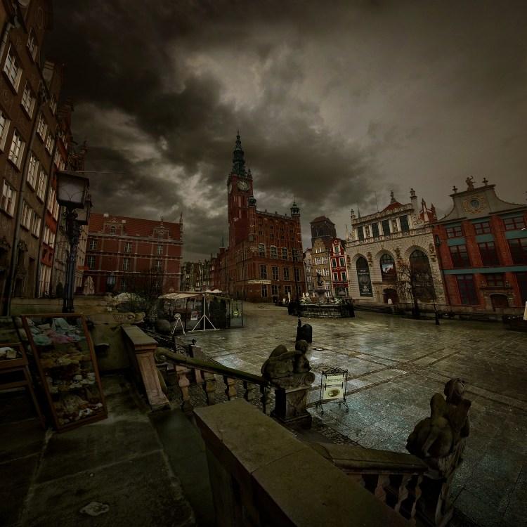 Gdansk deszczowa pora by Alcove