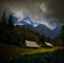 Tatra landscape