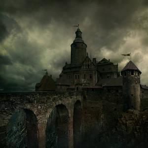 Czocha Castle...