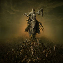Temida - The God of Justice.