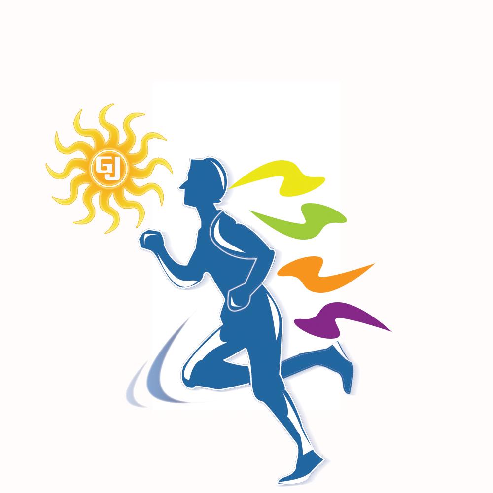 Marathon Runner Logo by IresT87