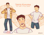 Satria Sheet by Oniyfanss