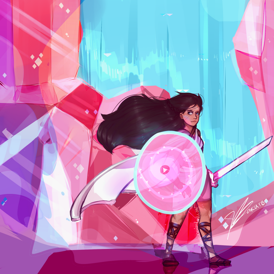 :33 a few people requested stevonnie on my last speed paint vid soo lool this was fun to do! Speedpaint video