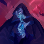 DIAMONDS ARE FOREVER//BLUE DIAMOND [SU SPEEDPAINT]