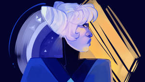 Holly Blue Agate   Doodle   Speedpaint