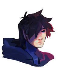 Keith my boy by KitsuneZakuro