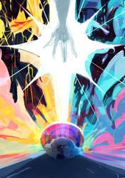 Corruption Song | Steven Universe | Speedpaint by KitsuneZakuro