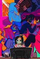 Teenage Life by KitsuneZakuro