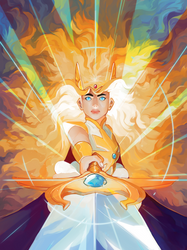 She-ra princess of Power // Speedpaint