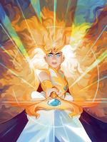 She-ra princess of Power // Speedpaint