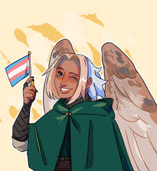 Archeon says trans rights
