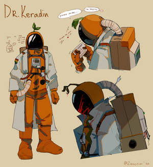 Among Us: Dr Keradin