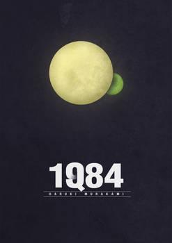 1Q84: Alternative Cover Art