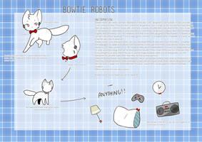 Bowtie Robots Species reff by raikukitti