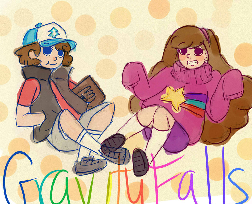 Gravity Falls by Lexy-06