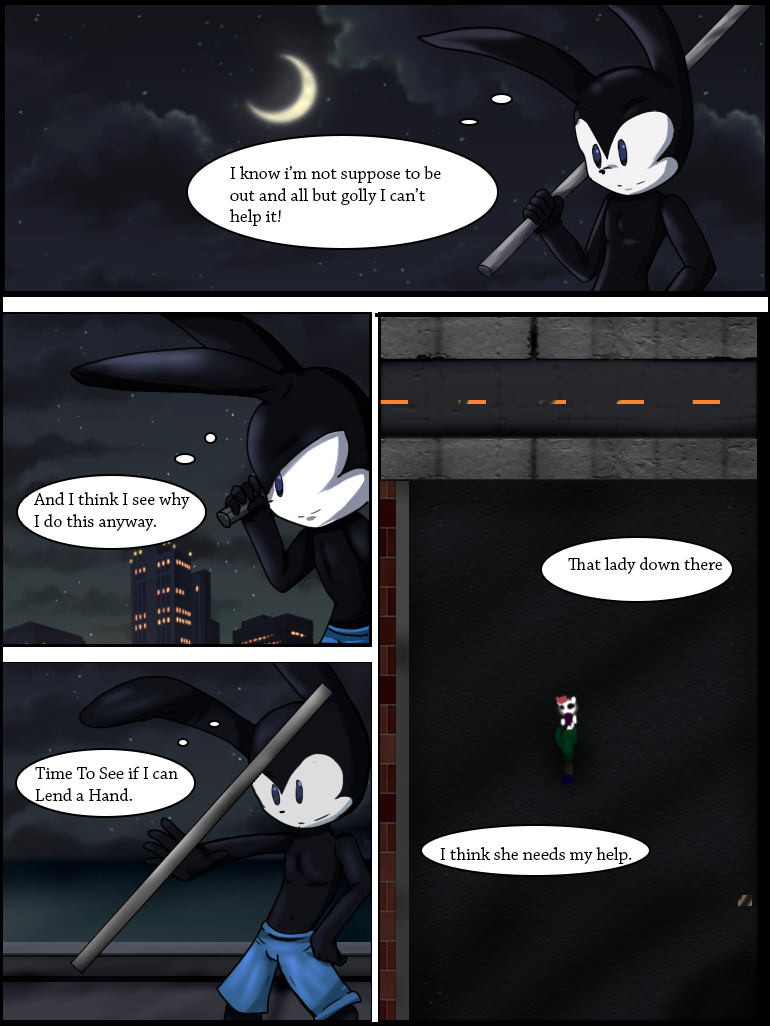 Oswald the Lucky Rabbit: An Hare To the Throne 1 by parrishbroadnax
