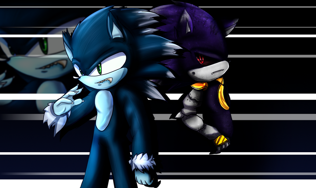 Metal And WereHog. The Beast Within by parrishbroadnax
